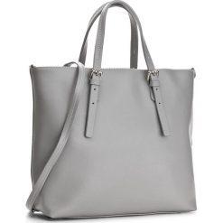 Torebka CREOLE - K10337 Jasny Szary. Szare torebki klasyczne damskie Creole, ze skóry. W wyprzedaży za 259,00 zł.