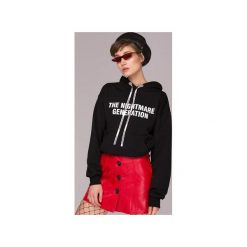 Bluzy rozpinane damskie: The Nightmare Generation Hoodie Bluza