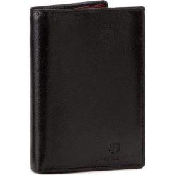 Duży Portfel Męski PETERSON - 303 A Black. Czarne portfele męskie Peterson, ze skóry. Za 129,00 zł.