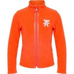 Bluzy dziewczęce rozpinane: Bluza POIVRE BLANC Pomarańczowy