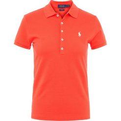 Polo Ralph Lauren JULIE POLO Koszulka polo tomato. Czerwone bluzki damskie marki Polo Ralph Lauren, xs, z bawełny, polo. Za 419,00 zł.