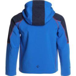 Regatta ACIDITY II Kurtka Softshell skydiver. Niebieskie kurtki chłopięce sportowe marki bonprix, z kapturem. W wyprzedaży za 170,10 zł.