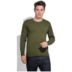 William De Faye Sweter Męski L Zielony. Zielone swetry klasyczne męskie William de Faye, l. Za 279,00 zł.