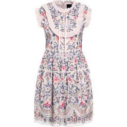 Sukienki hiszpanki: Needle & Thread WHISPER Sukienka koktajlowa petal pink
