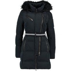 Płaszcze damskie pastelowe: Sisley HEAVY  Płaszcz puchowy black