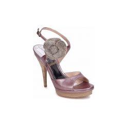 Sandały Fericelli  MINKA. Fioletowe sandały damskie marki NEWFEEL, z poliesteru, do biegania. Za 923,30 zł.
