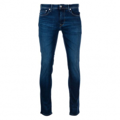 Pepe Jeans Jeansy Męskie Stanley 38/32, Ciemny Niebieski. Niebieskie jeansy męskie marki Pepe Jeans. Za 483,00 zł.