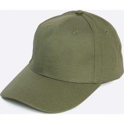 Brave Soul - Czapka Lucaplain. Brązowe czapki z daszkiem męskie Brave Soul. W wyprzedaży za 27,90 zł.