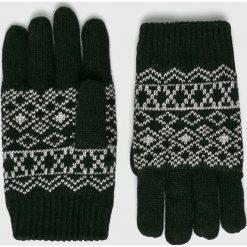 Blend - Rękawiczki. Szare rękawiczki męskie Blend, z dzianiny. Za 79,90 zł.