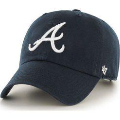 47brand - Czapka Brand Atlanta Braves. Czarne czapki z daszkiem męskie 47brand. W wyprzedaży za 69,90 zł.