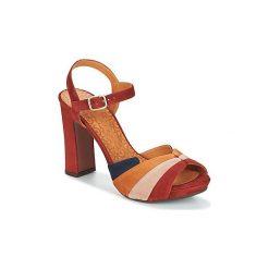 Sandały Chie Mihara  CANDEL. Czerwone sandały damskie Chie Mihara. Za 975,20 zł.