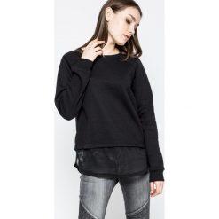 Fresh Made - Bluza. Czarne bluzy rozpinane damskie Fresh Made, l, z bawełny, bez kaptura. W wyprzedaży za 49,90 zł.