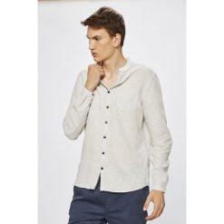 Medicine - Koszula Desert Grunge. Szare koszule męskie na spinki MEDICINE, l, z bawełny, ze stójką, z długim rękawem. W wyprzedaży za 79,90 zł.