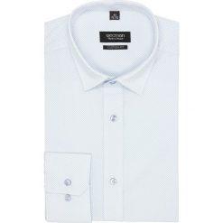 Koszula versone 2689 długi rękaw custom fit biały. Szare koszule męskie marki Recman, m, z długim rękawem. Za 149,00 zł.