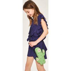 Torebki klasyczne damskie: Torebka kaktus – Zielony