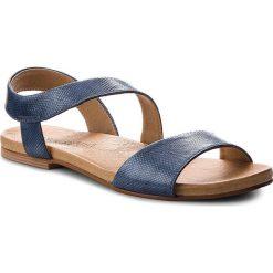 Sandały damskie: Sandały LASOCKI – ARC-3039-02 Jeansowy