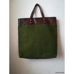 Torebki klasyczne damskie: Torba damska model 36° -green