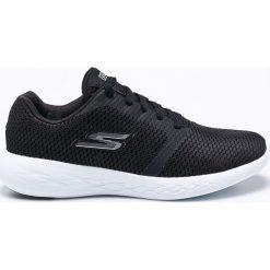 Skechers - Buty Go Run 600. Szare buty sportowe damskie Skechers, z materiału. W wyprzedaży za 199,90 zł.