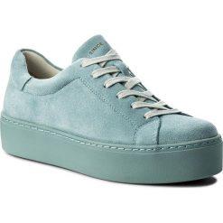 Sneakersy VAGABOND - Jessie 4424-040-74 Stone Blue. Niebieskie sneakersy damskie marki Vagabond, z materiału. W wyprzedaży za 299,00 zł.