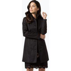 Płaszcze damskie pastelowe: Marie Lund - Płaszcz damski, czarny