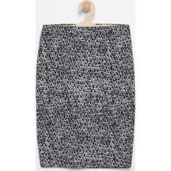 Spódniczki: Ołówkowa spódnica - Biały