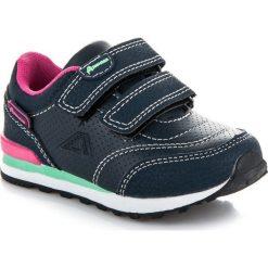 Buty dziecięce: Trampki na rzepy