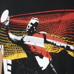 Adidas Koszulka Neuer Graphic czarna r.L. Czarne koszulki sportowe męskie Adidas, l. Za 59,81 zł.