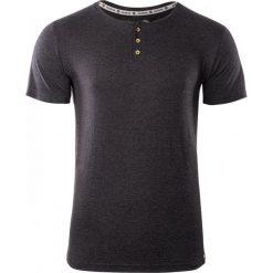 T-shirty męskie: IGUANA T-shirt męski Enitan raven melange r. S