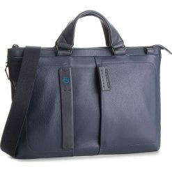 Torba na laptopa PIQUADRO - CA4021P15 Blu 3. Niebieskie torby na laptopa Piquadro, ze skóry. Za 1009,00 zł.