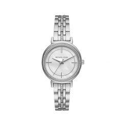 ZEGAREK MICHAEL KORS MK3641. Białe zegarki damskie marki Michael Kors, ze stali. Za 1299,00 zł.