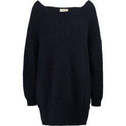 Swetry klasyczne damskie: American Vintage WOXILEN Sweter navy chine