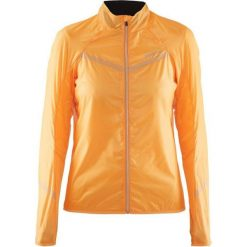 Kurtki damskie softshell: Craft Kurtka damska Featherlight Jacket pomarańczowa r. M (1903258-1563)