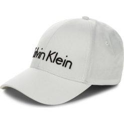 Czapka męska CALVIN KLEIN BLACK LABEL -  Calvin Klein Cap W K40K400063 101. Czarne czapki damskie marki Calvin Klein Black Label, z materiału. Za 159,00 zł.