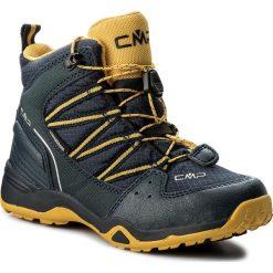 Buty trekkingowe chłopięce: Trekkingi CMP – Kids Sirius Mid Hiking Shoes 3Q48364J Antracite U423