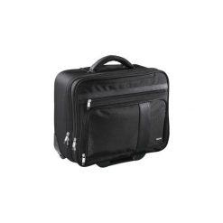 Torba do laptopa Hama Dublin Pro 15.6 czarna. Czarne torby na laptopa marki HAMA, w paski. Za 281,99 zł.