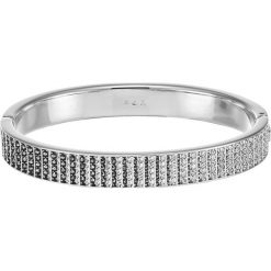 Swarovski LUXURY BANGLE  Bransoletka silvercoloured. Szare bransoletki damskie marki Pandora, srebrne. Za 599,00 zł.