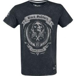 Black Sabbath EMP Signature Collection T-Shirt ciemnoszary. Szare t-shirty męskie z nadrukiem marki Black Sabbath, m, z okrągłym kołnierzem. Za 121,90 zł.