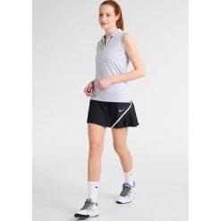 Topy sportowe damskie: Nike Golf ICON Koszulka sportowa wolf grey heather/white
