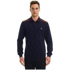Galvanni Koszulka Polo Męska Leaf M Ciemny Niebieski. Niebieskie koszulki polo marki GALVANNI, m. W wyprzedaży za 189,00 zł.