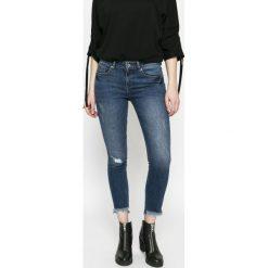 Medicine - Jeansy Comfort Zone. Niebieskie jeansy damskie rurki MEDICINE. W wyprzedaży za 59,90 zł.