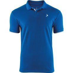 Koszulki polo: Outhorn Koszulka polo męska HOL18-TSM610 niebieska r. XXL