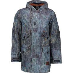 """Kurtka narciarska """"Dune"""" błękitno-beżowym. Brązowe kurtki męskie Burton, m, z aplikacjami, z gore-texu, narciarskie, gore-tex. W wyprzedaży za 1217,95 zł."""