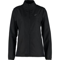 Bomberki damskie: ASICS JACKET Kurtka do biegania performance black