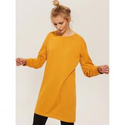 Sukienka basic - Żółty. Żółte sukienki House, m. Za 69,99 zł.