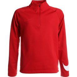 Nike Performance DRY SQAD DRILL Bluza university red/black/university red. Niebieskie bluzy chłopięce marki Nike Performance, m, z materiału. W wyprzedaży za 139,30 zł.