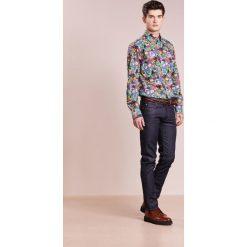 Koszule męskie na spinki: Eton SLIM FIT Koszula dark blue