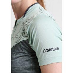 Topy sportowe damskie: Zimtstern VIOLEZ  Tshirt z nadrukiem frosty