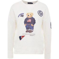 Polo Ralph Lauren MAGIC Bluza nevis. Białe bluzy rozpinane damskie Polo Ralph Lauren, xs, z bawełny. Za 719,00 zł.