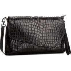 Torebka CREOLE - K10362  Czarny. Czarne torebki klasyczne damskie Creole, ze skóry. Za 129,00 zł.