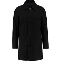 Płaszcze męskie: Kronstadt Płaszcz wełniany /Płaszcz klasyczny black